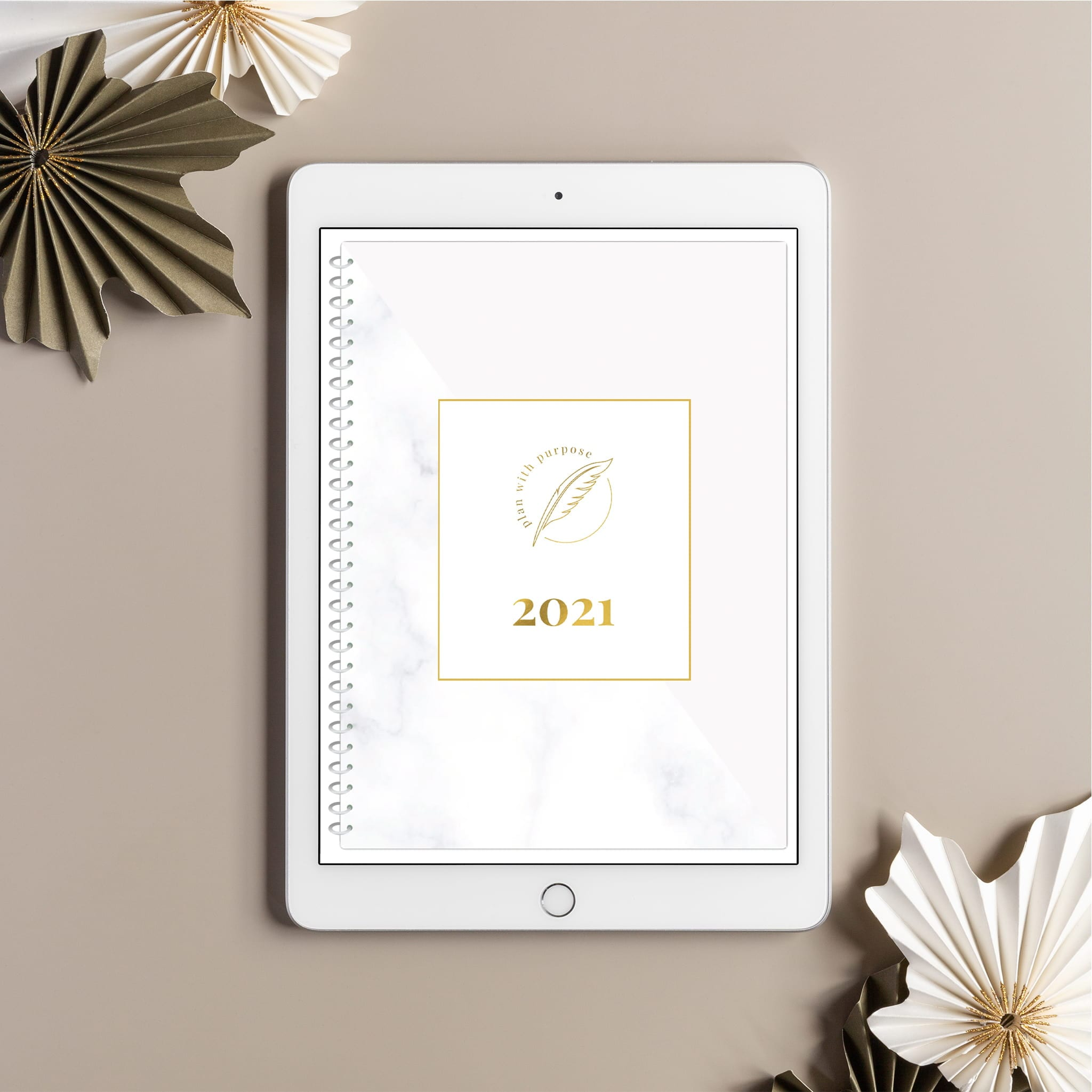 plan with purpose planner